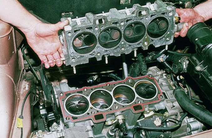 Переборка двигателя своими руками 2107 фото 500