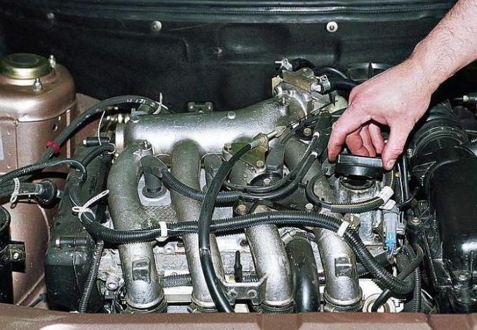 Двигатель Жигули Шестёрки