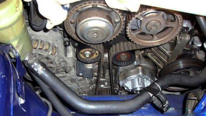 Замена приводного ремня форд фокус 3 своими руками